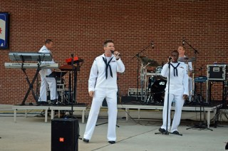 The Mid-South Navy Band