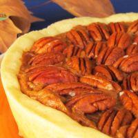 Gluten Free Vegan Pecan Pie