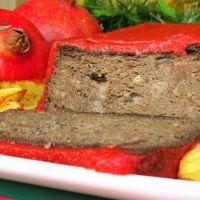 Gluten Free Vegan Meatloaf