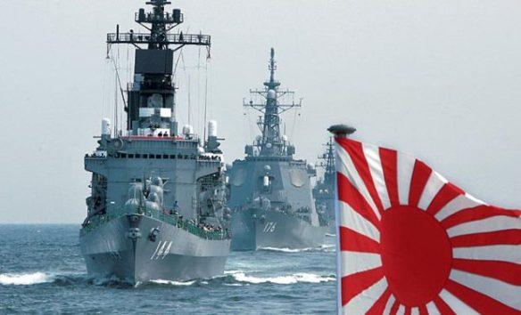 世界の軍事力ランキング なぜか日本が一気に4位へ上昇