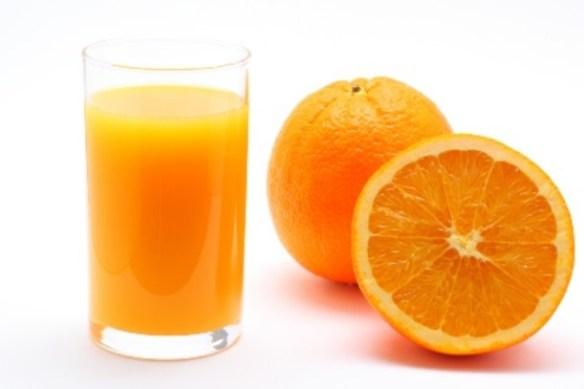 やっぱりオレンジジュースは凄かった!オレンジジュースの効果が話題に