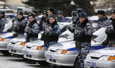 おそロシア警察の武勇伝の数々をご覧ください