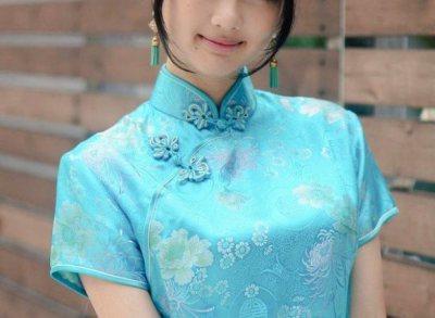 【画像】中国出身の9等身美女レースクイーンがグラドルデビュー! / 熊江琉唯(くまえるい)ソフマップでイベント