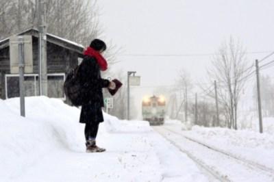 唯一のお客さんだった女子高生が学校を卒業 秘境駅が廃止に…JR北海道・石北本線の旧白滝駅