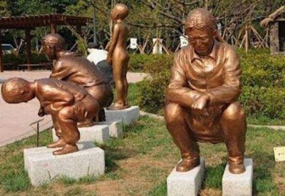 韓国のウンコ愛に満ちたトイレのテーマパークをご覧ください・・・ ※画像※