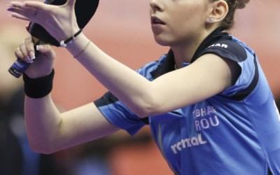 ルーマニアの美しすぎる女子卓球選手<画像>なぜ卓球部は地味な奴らが集まるのか