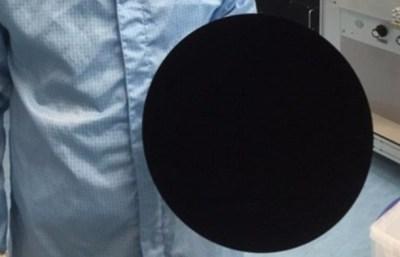 【画像】話題の世界一黒い塗料手に入れたぞwwwwwwwwwwww
