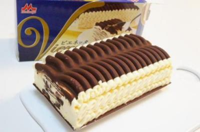 ビエネッタアイスクリームの製造過程がカッコいい(・∀・) ※動画※