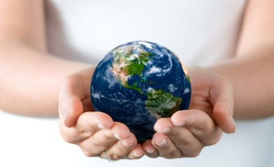 【画像】人口の多さで世界地図を描き変えるとこうなる