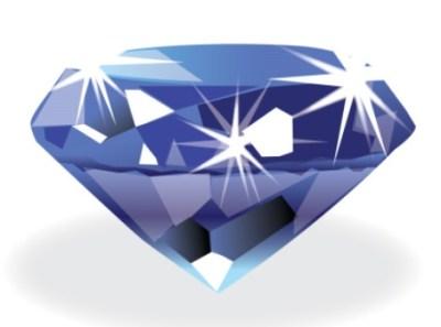 ブルーダイヤに63億円 過去最高額の宝石をご覧ください <画像>スイス競売14.62カラットのブルーダイヤモンド