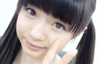 可愛かった市川美織ちゃん 更に可愛くなる<メイドコスプレ画像ほか>痩せて顔ほそくなった?