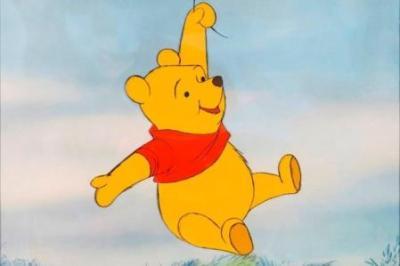 クマのプーさんそっくりの雲が英国上空に出現<画像>魔法のようだと話題に