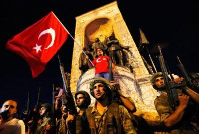 トルコのクーデター左翼たちが一斉に安倍首相を批判 なぜなのか<パヨクの嬉しそうな反応>エルドアン首相は安倍晋三とよく似た独裁者 いずれ自衛隊も?