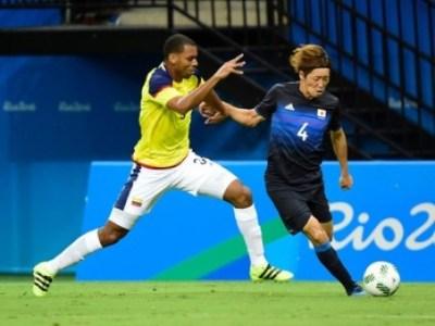 ではもう一度あの素晴らしい日本のスーパーゴールをご覧下さい<GIF・動画>リオ五輪これが自分達のサッカーだ