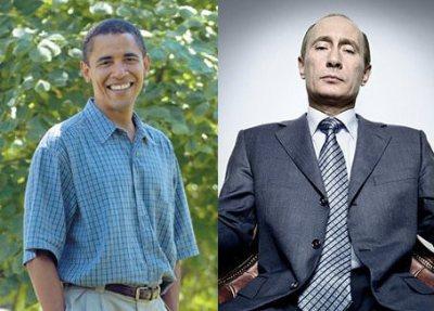 メンチを切りあうプーチンとオバマ奇跡のツーショット写真<一触即発>G20サミット中の米露首脳が壮絶なにらみ合い会談へ