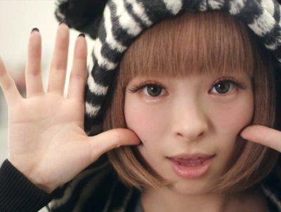 【強烈逸材】15歳Dカップ現役JKが初グラビア 目標は「きゃりぱみゅ!」