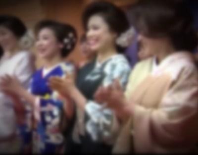 【流出】司忍六代目組長もニッコリ 山口組組長の誕生日パーティーの様子 →動画像とGIF