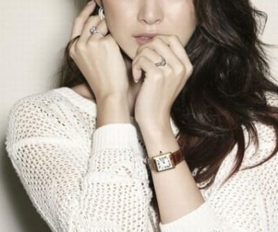 韓国史上No.1美人女優と最も人気があるK-POPアイドル