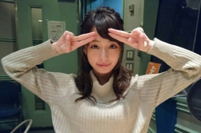 【画像】宇垣美里アナの大きな『お尻』と『JK時代』可愛すぎる((*゚▽゚*))