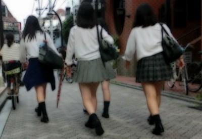 【画像】放課後の可愛い女子高生が見つかる