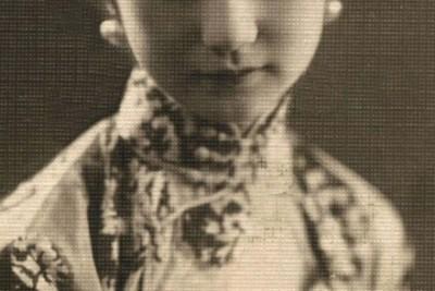【画像】満洲国の皇后かわいすぎワロタwwwww
