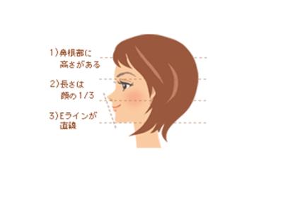 【画像】『完璧な横顔』を持つ女子が現る