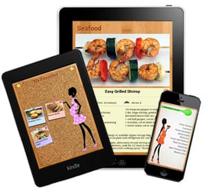 The Pregnancy Cookbook Google App