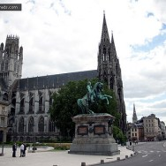 Why Is Rouen Such an Attractive City?