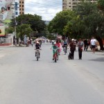 Car-Free day in Cochabamba