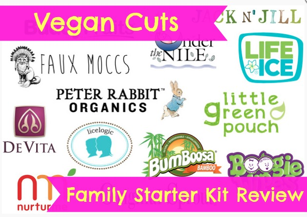 Vegan Cuts Family Starter Kit Review