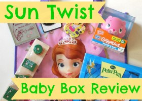 Sun Twist baby box review