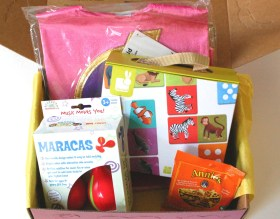 Citrus Lane box review October 2014