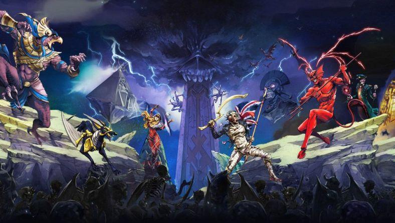 Iron Maiden lanzará RPG para Móvil Free-to-play