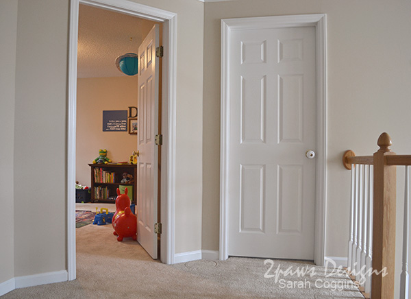 Toddler Room: Looking In