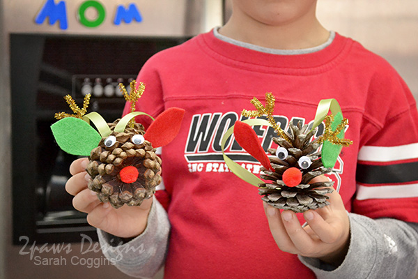 Christmas Nature Crafts