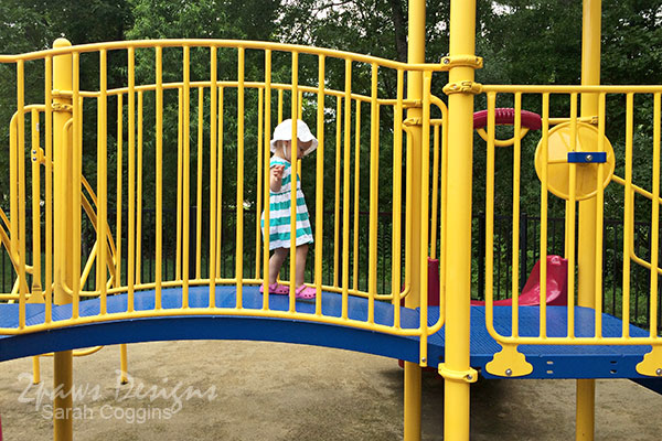Project 52 Photos: Week 25 – Playground