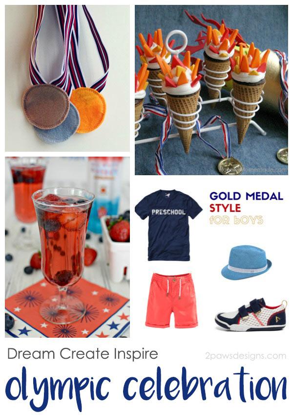 Dream Create Inspire: Olympic Celebration