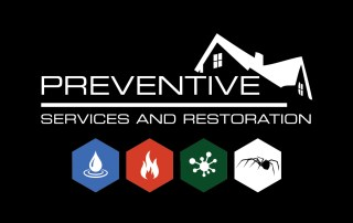 Preventive Services Logo Black