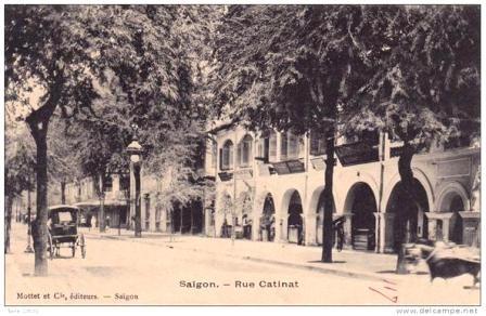 Rue Catinat