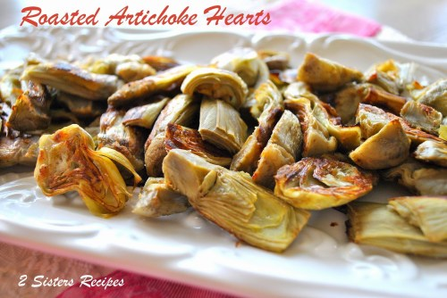 Medium Of Frozen Artichoke Hearts