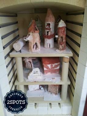 2Spots Ceramics Clay Club Building Project in Kiln logo