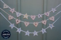 Personalised Handmade Ceramic Bunting