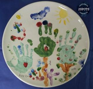 Personalised Birthday Plate