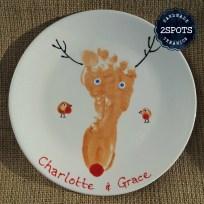 Rudolph & Robin Plate