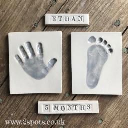 Separate Imprint Tiles