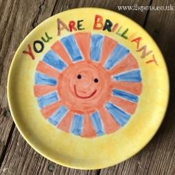 Sunshine Plate