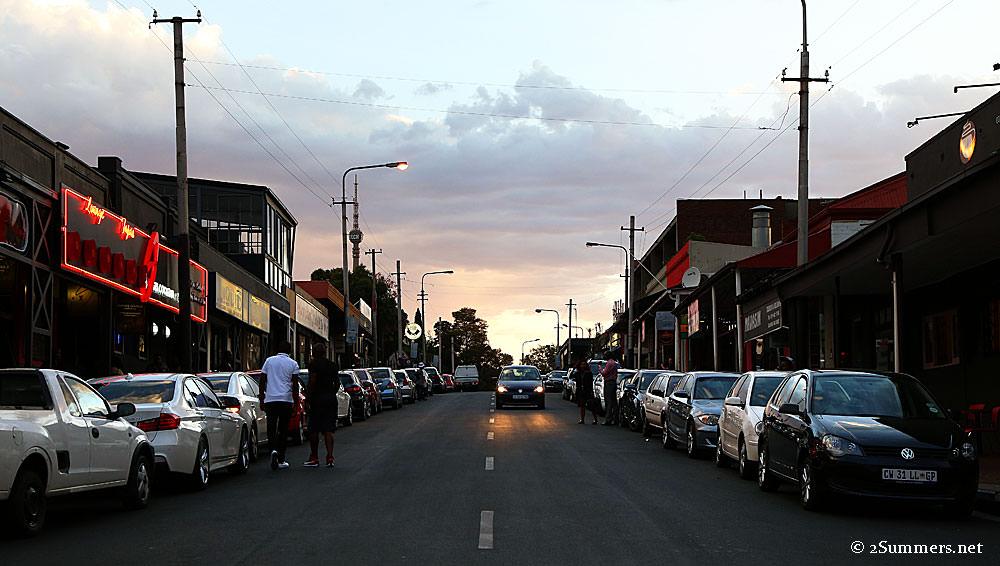 Melville-street