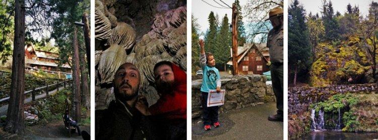 Oregon Caves National Monument header