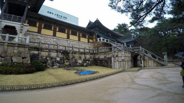 Bulguksa Temple Stay