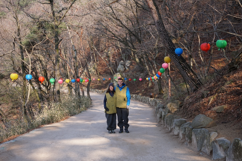 Bulguksa Temple Stay
